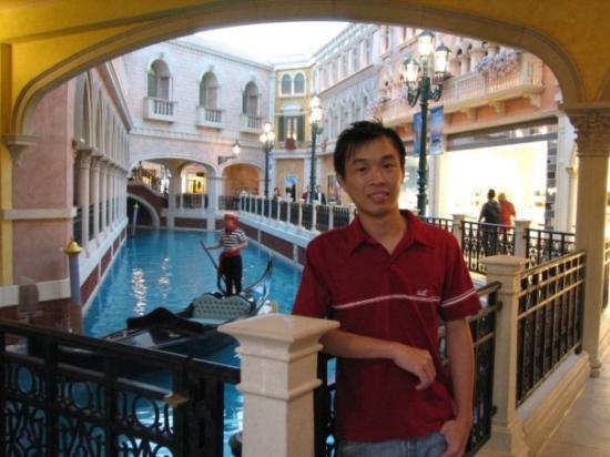 Casino at Venetian Macao: The Venetian Macao