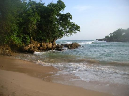 Cyvadier Plage, Jacmel.