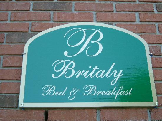 Britaly Bed and Breakfast: This is it!