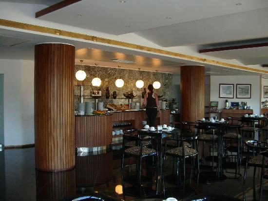 Hotel Florida: Breakfast buffet