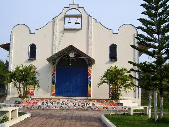 Perquin, El Salvador: Iglesia de Meanguera, Morazan