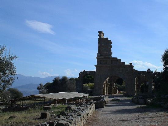 Patti, İtalya: Tindaris. La citta