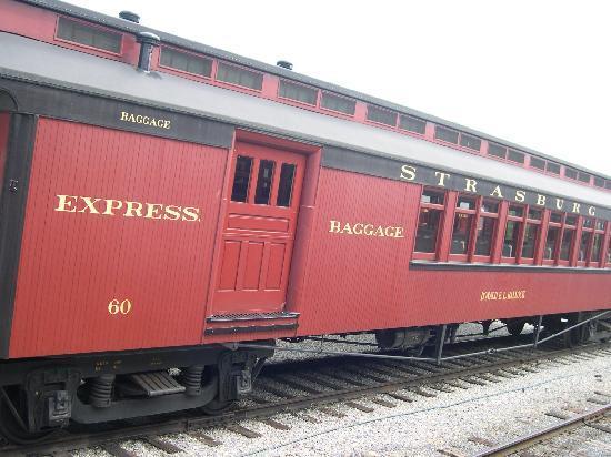 Strasburg Rail Road: Strasburg Coach Cars