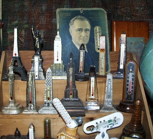 Onset, Массачусетс: Souvenir Thermometers