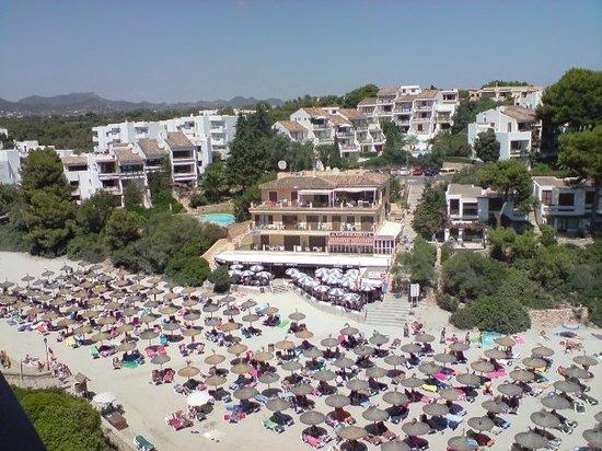 Barcelo Ponent Playa: Balcony View