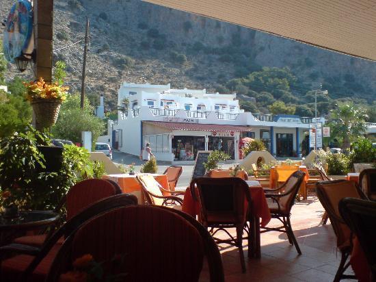 Pool bar/restaurant