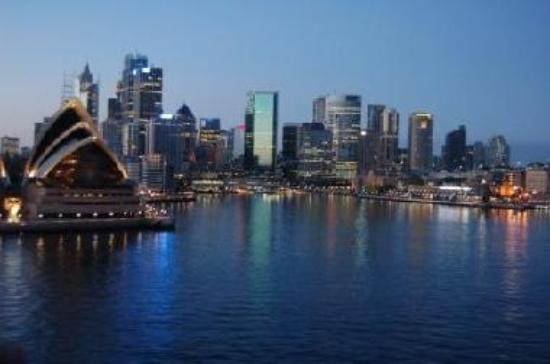 Sydney - early morning