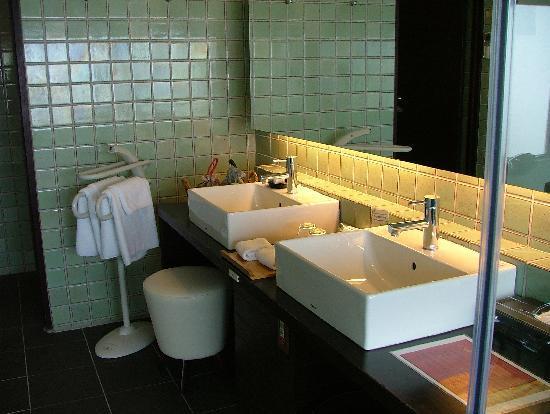 Gora Tensui : room 402 bathroom