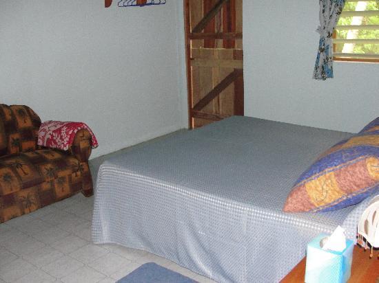 El Guacamayo Camp Ground: Room