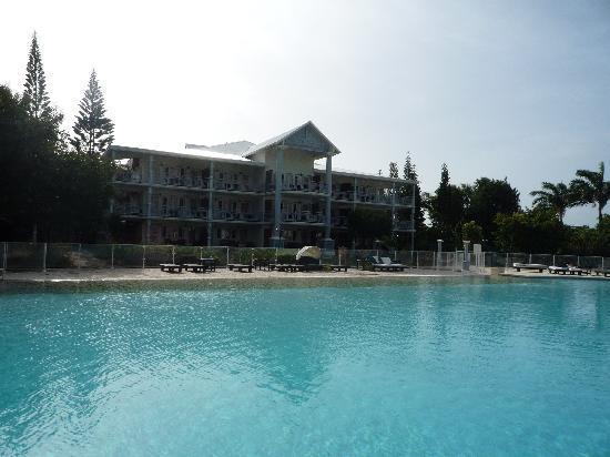 Résidence La Plantation & Spa: Piscine de l'hôtel