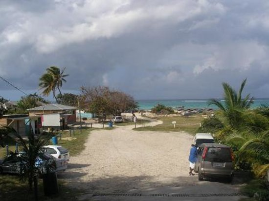 Falmouth, Jamaïque : Jacob Taylor Beach, Craft Market and Fishing Village