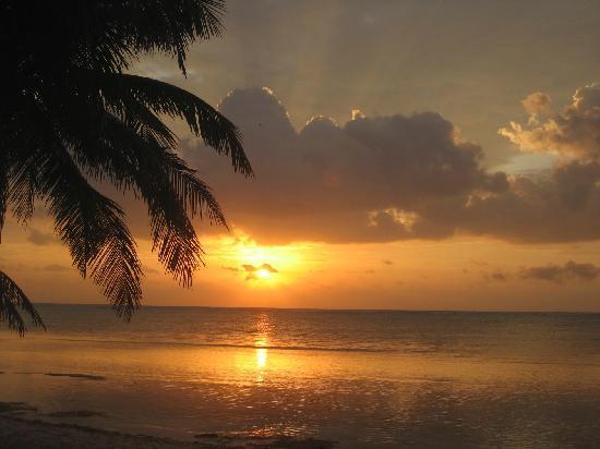 Playa Sonrisa : Sunrise at Sonrisa