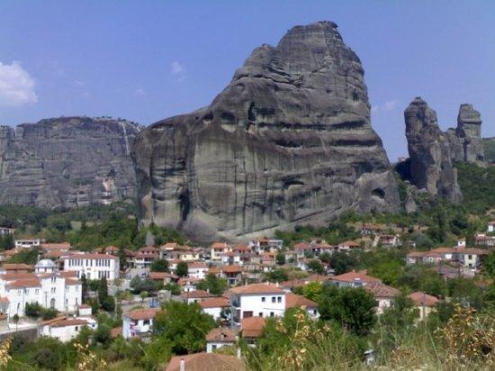 Kalambaka Photo