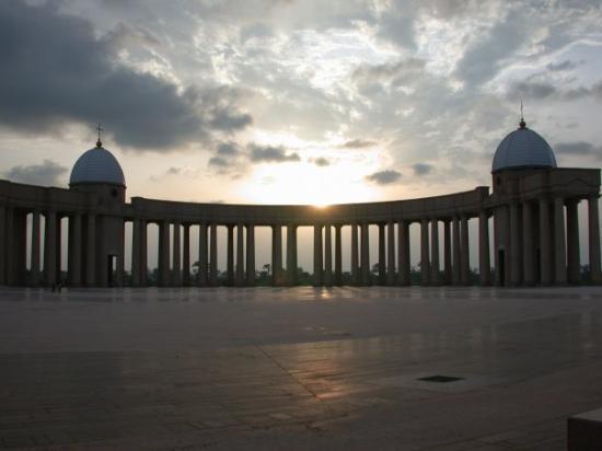 Yamoussoukro ภาพถ่าย