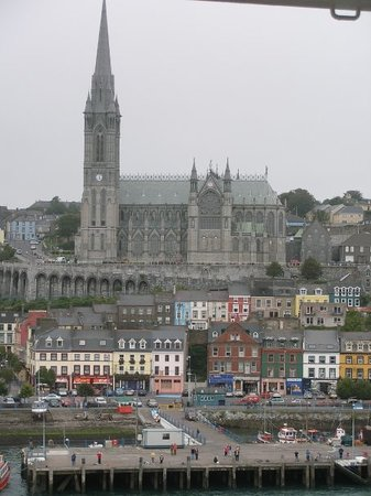 Cobh Cathedral: St. Colman's Cathedral in Cobh, Ireland