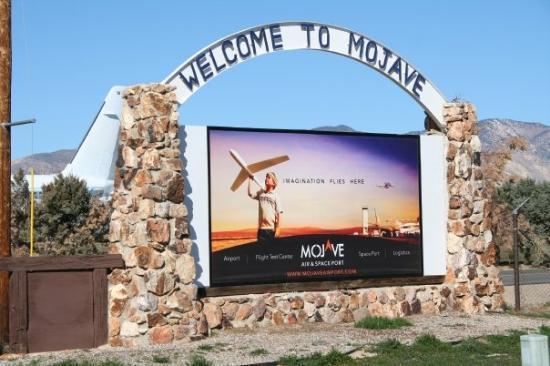 Mojave Californië Verenigde Staten