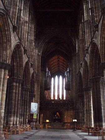 Glasgow Cathedral: Interior de la Catedral de Glasgow