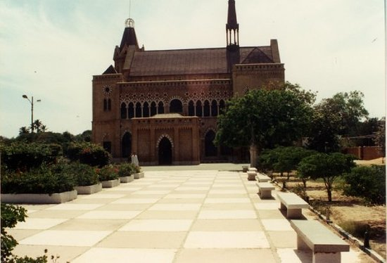 Karachi, Pakistan: A Church now a museum.