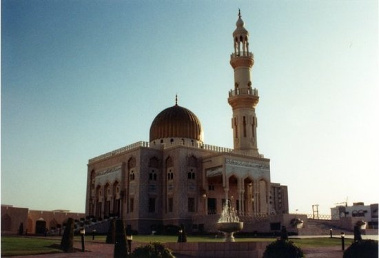 Karachi, Pakistan: A beautiful Mosque, I don't remember the name but I think it had to do with Aga Khan.