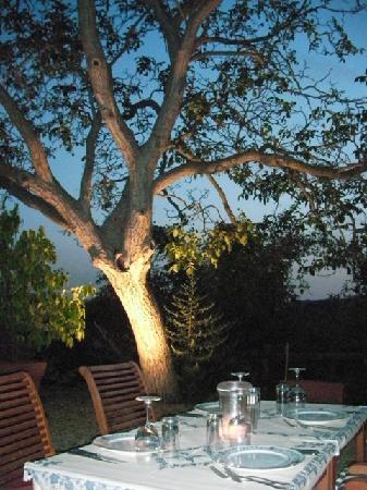 Hotel Villa La Grotta : Al Fresco Dining