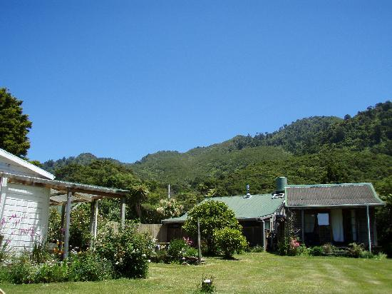 The Innlet Backpackers and Cottages: The hostel