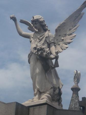 สุสานเรโคเลตา: Cementerio de la Recoleta Buenos Aires