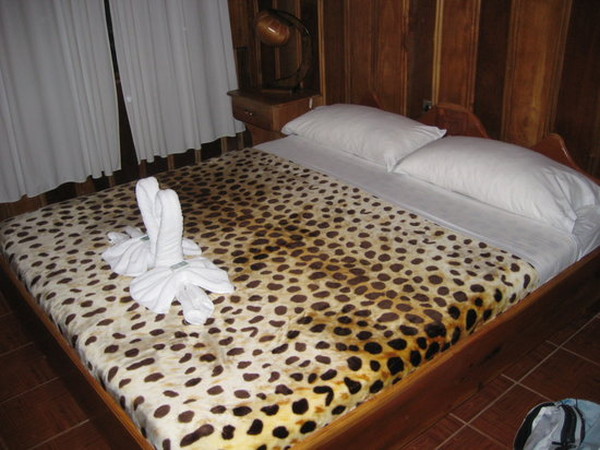 Swiss Hotel Miramontes : our bed