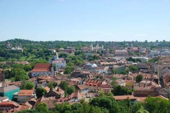 the gediminas castle in vilnius All lithuanians know a legend about establishment of vilnius city it was the  beginning of 14th century when lithuanian grand duke gediminas stopped for  an.
