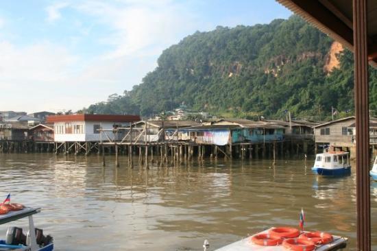 Sandakan, Malaysia: Back to the Water Village