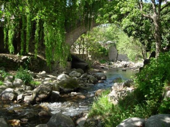 Hervas, إسبانيا: Puente de la Fuente Chiquita. Hervás (Caceres).