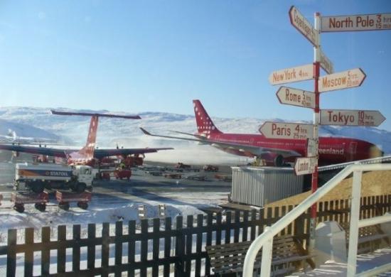 Kangerlussuaq International Airport