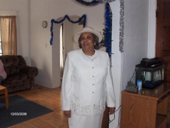 Joliet, IL: The Matriach of the Family! My Ma Dear!