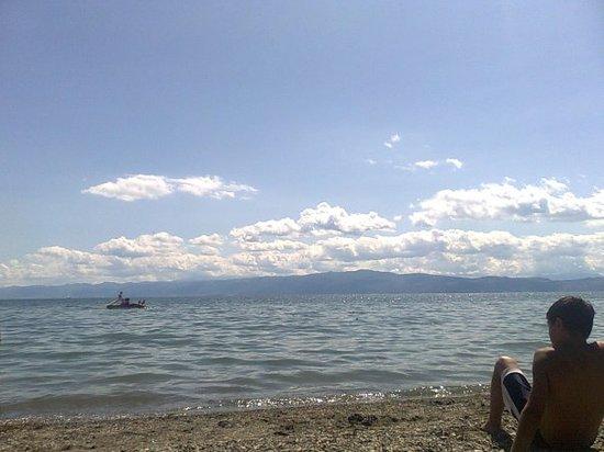 Lake Ohrid: Gradska Plazha..!!