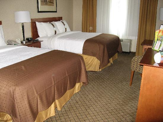 Holiday Inn Battle Creek: my room