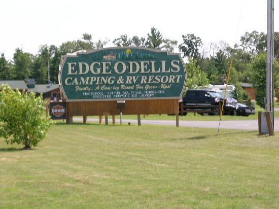 Edge-O-Dells Resort: Welcome to Edge O Dells