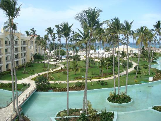 Iberostar Grand Hotel Bavaro: Out our balcony
