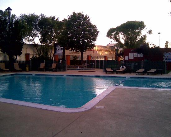 Holiday Inn Reno-Sparks: Pool and sauna