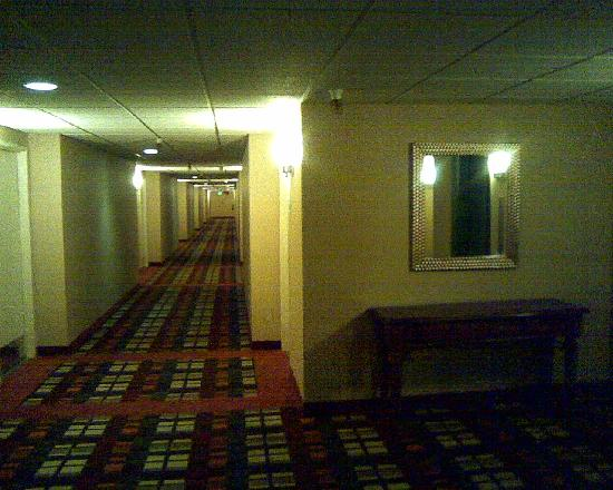 Holiday Inn Reno-Sparks: View of second floor near elevator