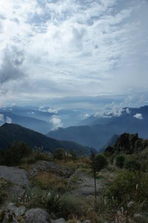 มาชูปิกชู, เปรู: just about fell down the mountain getting to the spot to take this pic.