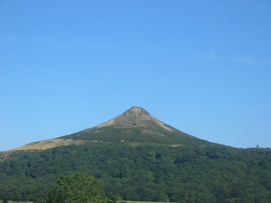 Middlesbrough, UK: Roseberry Topping