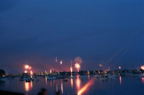 Hull, Массачусетс: July 04 '08