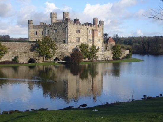 Лидс, UK: Leeds Castle, England...