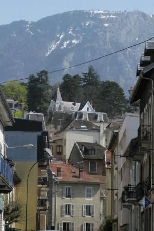 Aix-les-Bains, ฝรั่งเศส: Aix les Bains