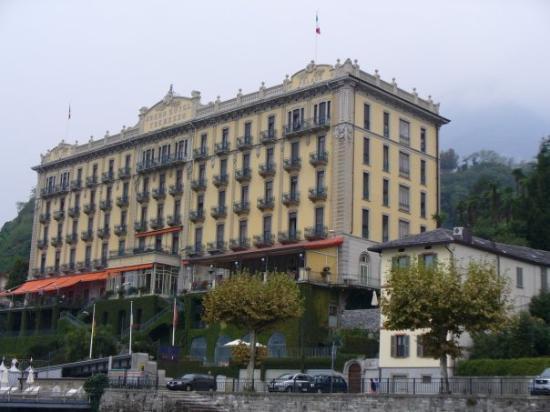 เบลลาจิโอ, อิตาลี: Grand Hotel