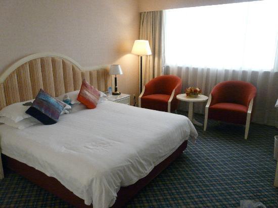 Sun City Hotel: Hotel Room
