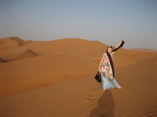 Dhahran, Saudi Arabia Actually in Shayba - Picture of Dhahran