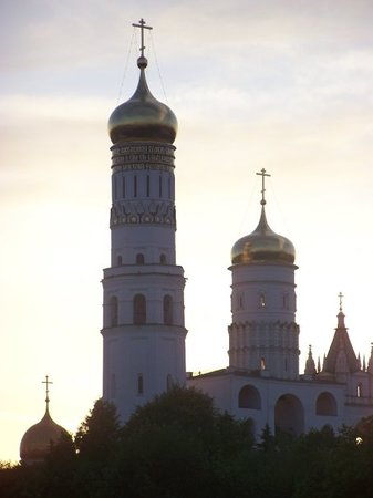 Ivan the Great's Bell Tower (Ivan Veliky)