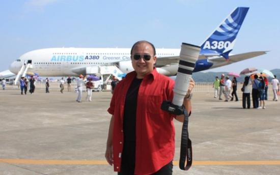 จูไห่, จีน: China Airshow 2008.