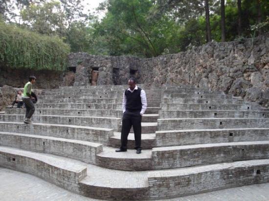 จัณฑีครห์, อินเดีย: Rock Garden