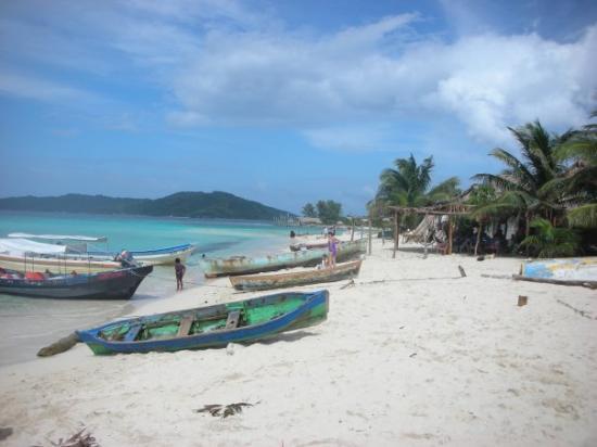 Cayos Cochinos Honduras Picture Of Roatan Bay Islands